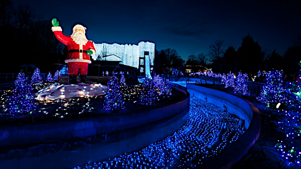 hq sact officers mess christmas town busch gardens - Busch Gardens Christmas Town Discount Tickets